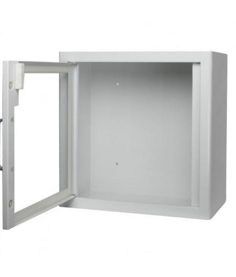Wall cabinet, surface mount Accessories for LIFEPAK and Zoll