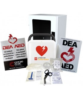 DEA Bundle LifePak CR-2