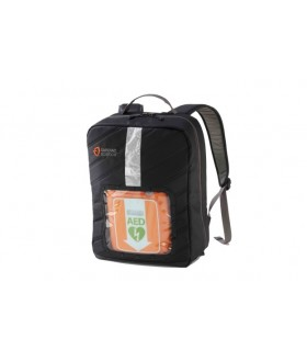 Rescue Backpack - AED (Defibrillator) Cardiac Science Powerheart G5 Cardiac Science