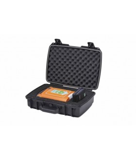 Hard-shell Carry Case - AED (Defibrillator) Cardiac Science Powerheart G5 Cardiac Science