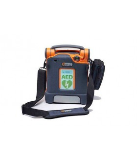Semi-rigid Carry Case - AED (Defibrillator) Cardiac Science Powerheart G5 Cardiac Science