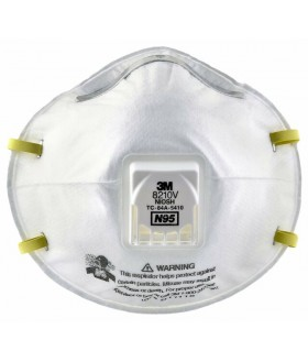 3M N95 Disposable Mask Hazard