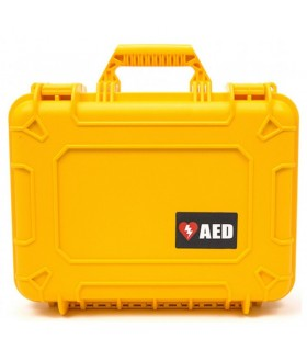 Hard Shell Carry Case - AED (Defibrillator) HeartSine Samaritan PAD Accessories