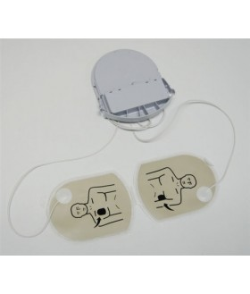 Electrodes (adult) and Battery - AED (Defibrillator) HeartSine Samaritan PAD Battery