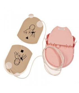 Electrodes (Pediatric) and Batterie - AED (Defibrillator) HeartSine Samaritan PAD Battery