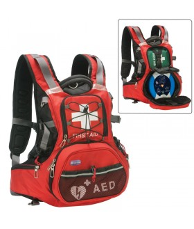 Mobile Rescue Backpack - AED (Defibrillator) HeartSine Samaritan PAD Accessories