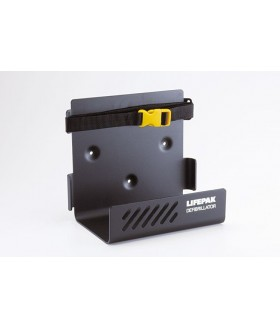 Wall Mount Bracket - AED (Defibrillator) LIFEPAK 500 or LIFEPAK 1000 Accessories