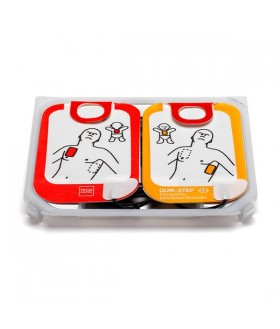 Electrodes Adult and Pediatric - AED (Defibrillator) LIFEPAK CR2 Accessories