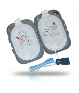 Electrodes (Adult) SMART PADS II - AED (Defibrillator) PHILIPS HeartStart FRx Accessories for LIFEPAK and ZOLL and PHILIPS