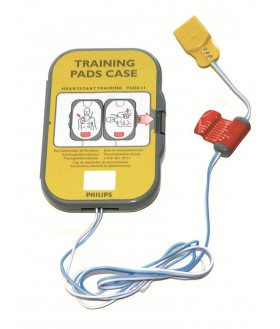 Training Electrodes - Trainer HeartStart FRx Accessories for LIFEPAK and ZOLL and PHILIPS