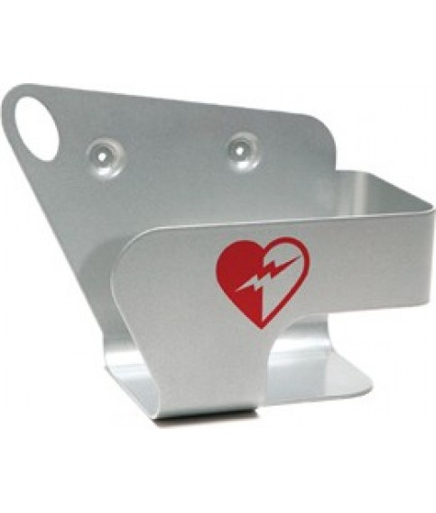 Metal Wall Bracket - AED (Defibrillator) PHILIPS HeartStart Onsite Accessories for LIFEPAK and ZOLL and PHILIPS