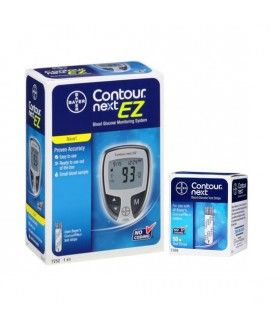 Glucometer and Test Strips (box of 50)