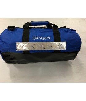 Carry Case for Oxygen Cylinder Type D or Jumbo D (Blue) Dental Equipment
