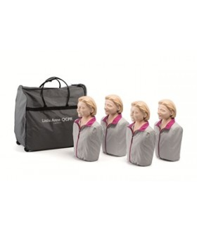Laerdal Little Anne QCPR 4-pack, adult