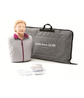 Laerdal Little Anne QCPR Manikin, adult CPR Manikins
