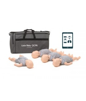 Little Baby QCPR - 4 pack CPR Manikins