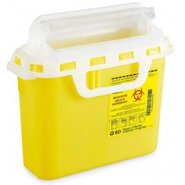 Sharps Container - 5.1L