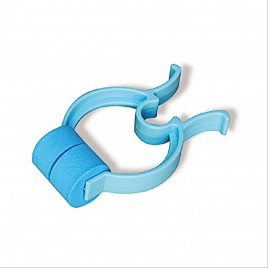 Disposable nose clip with comfort foam 100/box