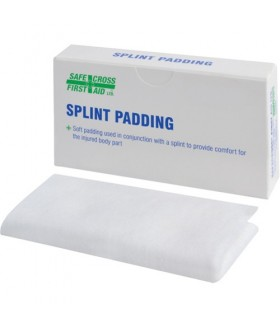 Padding for splints