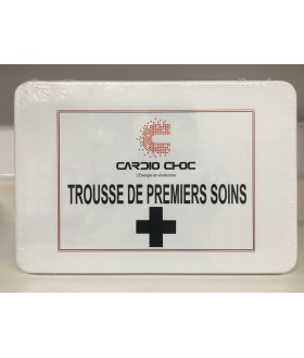 Quebec CNESST Industrial Kit – Metal  First aid equipment