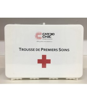 Quebec CNESST Daycare Kit – Plastic  First aid equipment