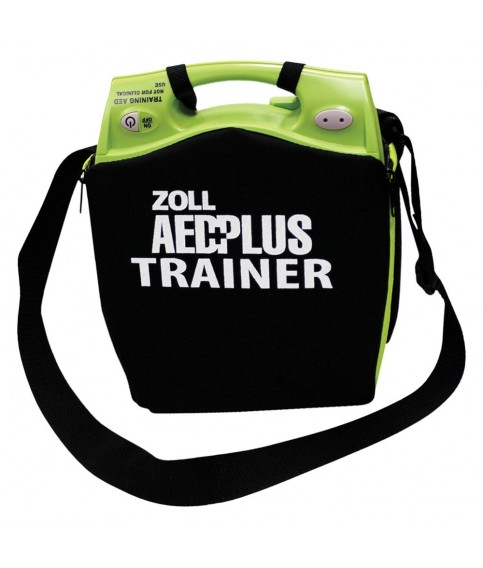 Carry Case - ZOLL AED Plus Trainer 2 Accessories for LIFEPAK and Samaritan and Zoll