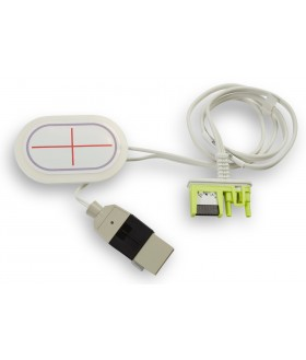 Defibrillator Analyzer Adapter Cable - AED (Defibrillator) ZOLL AED Plus/AED Pro
