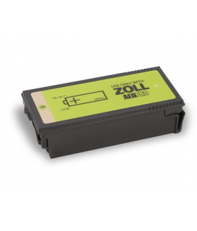 Non-Rechargeable Lithium Battery - AED (Defibrillator) ZOLL AED Pro Accessories for LIFEPAK and Samaritan and Zoll