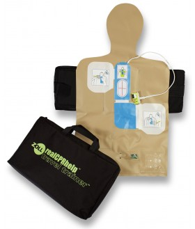 Real CPR Help Travel Trainer - AED (Defibrillator) ZOLL Accessories for LIFEPAK and Samaritan and Zoll