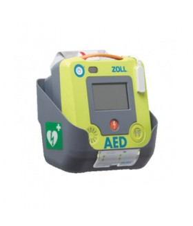 Wall Mount Bracket - AED (Defibrillator) ZOLL AED 3 Accessories for LIFEPAK and Samaritan and Zoll