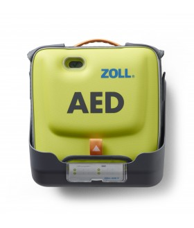 Wall Mount Bracket - AED (Defibrillator) ZOLL AED 3 (for AED with carry case) Accessories for LIFEPAK and Samaritan and Zoll