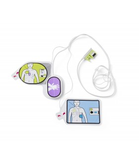 Training Electrodes CPR Uni-padz (8 pairs) Accessories for LIFEPAK and Samaritan and Zoll