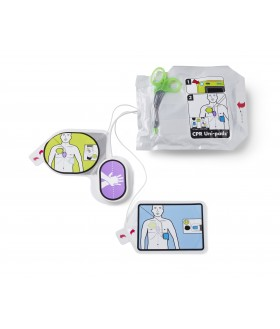 Electrodes (Adult/Pediatric) CPR Uni-padz - AED (Defibrillator) ZOLL AED 3
