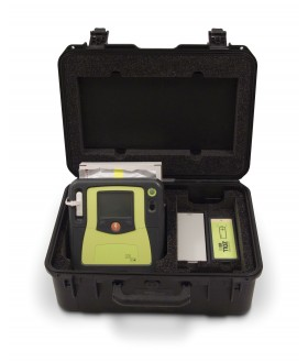 Hard Case - AED (Defibrillator) ZOLL AED Pro Accessories for LIFEPAK and Samaritan and Zoll