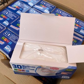 Disposable surgical mask - Level II 50/box