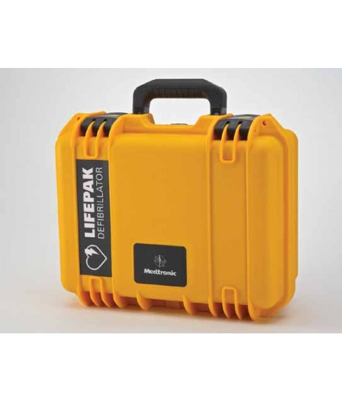 Hard-shell Carrying Case - AED (Defibrillator) LIFEPAK CR Plus or LIFEPAK Express Accessories