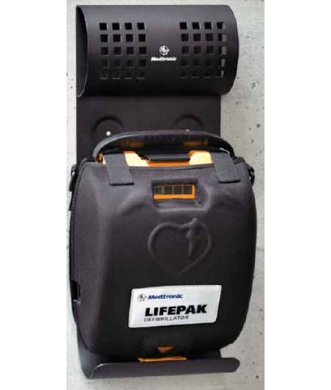 Wall Mount Bracket - AED (Defibrillator) LIFEPAK CR Plus or LIFEPAK Express Accessories