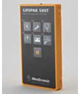 LIFEPAK 500-T Replacement Remote Control and Cable Accessories